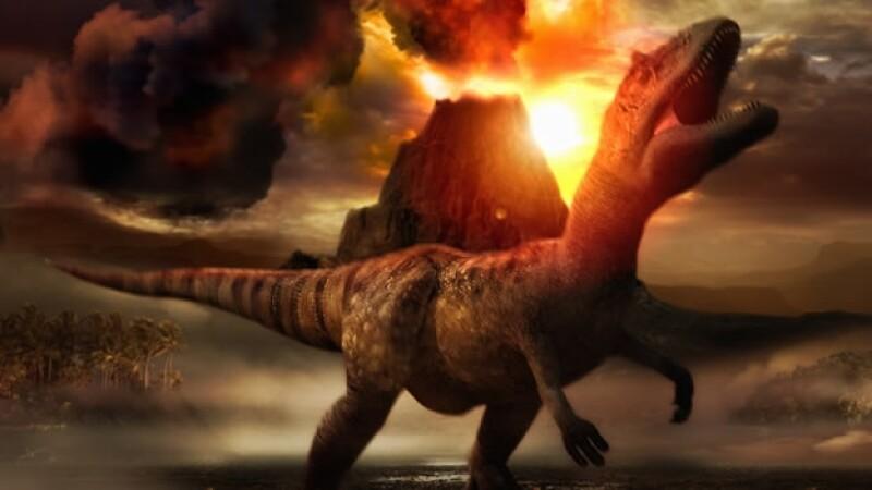 Dinosaurios se extinguieron hace 65 millones