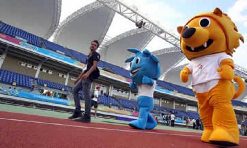 Telmex realiza la transmisión de los Juegos Panamericanos de Guadalajara a través de Uno TV. (Foto: Notimex)