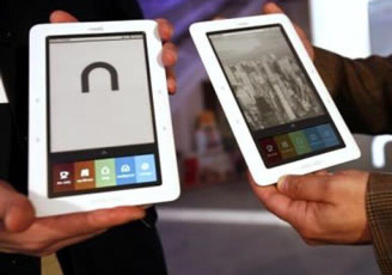 El lector electrónico Nook se venderá a 259 dólares en Estados Unidos (Foto: Reuters)