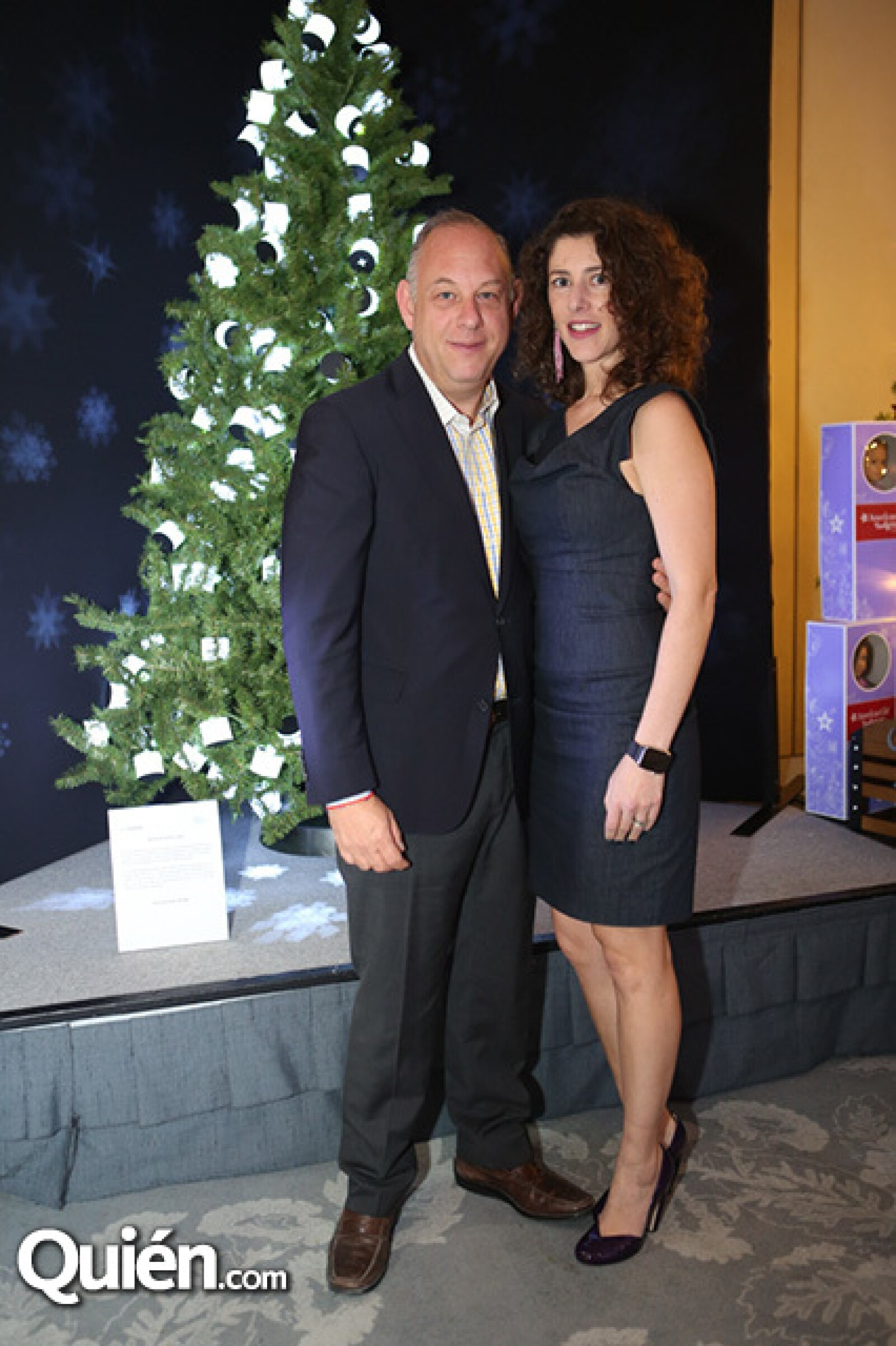 Ari y Sandra Berger