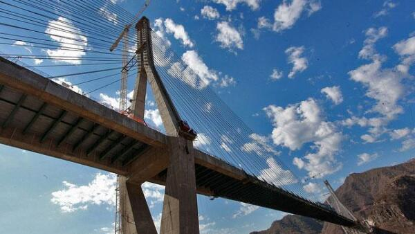Puente Durango-Mazatlan