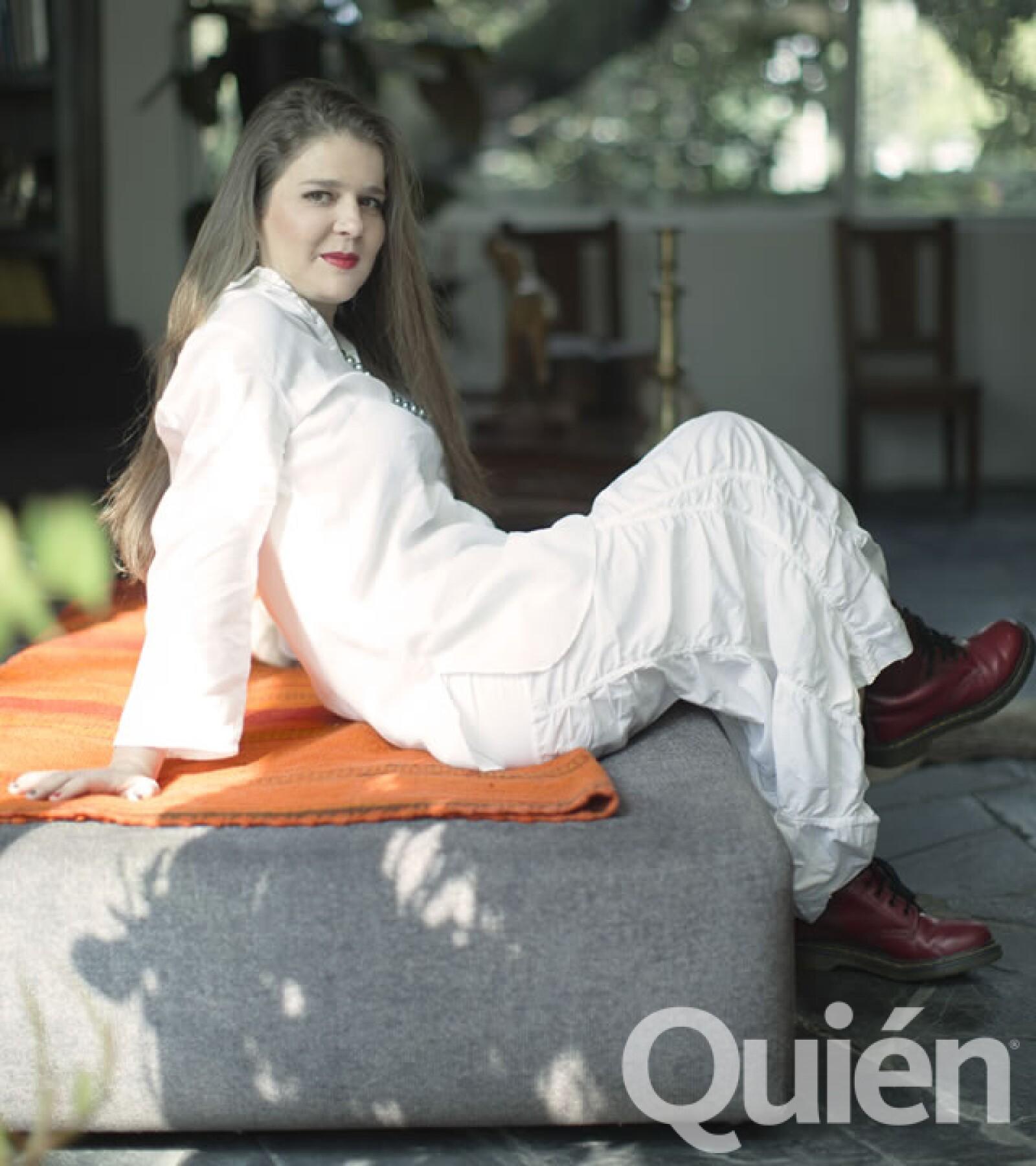 Vanesa Fernández, VIP Consultant de México en Frieze. Representa en México a Frieze, la feria de arte contemporaneo más importante de Londres y Nueva York.