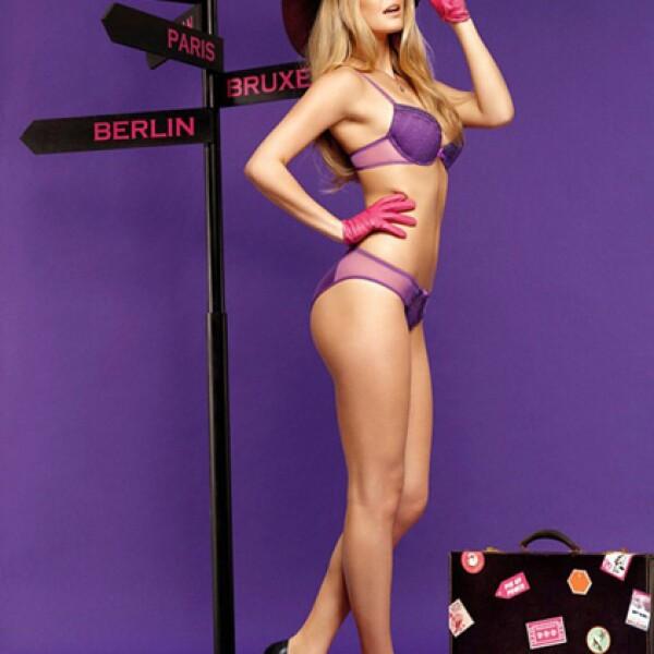 Bar Refaeli, la más sexy según la revista Maxim.