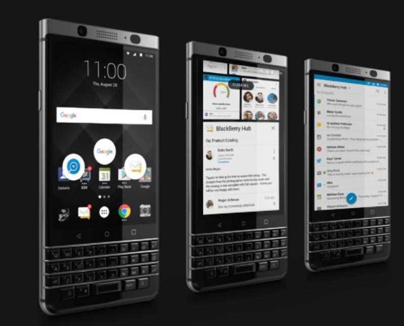 El regreso de BlackBerry