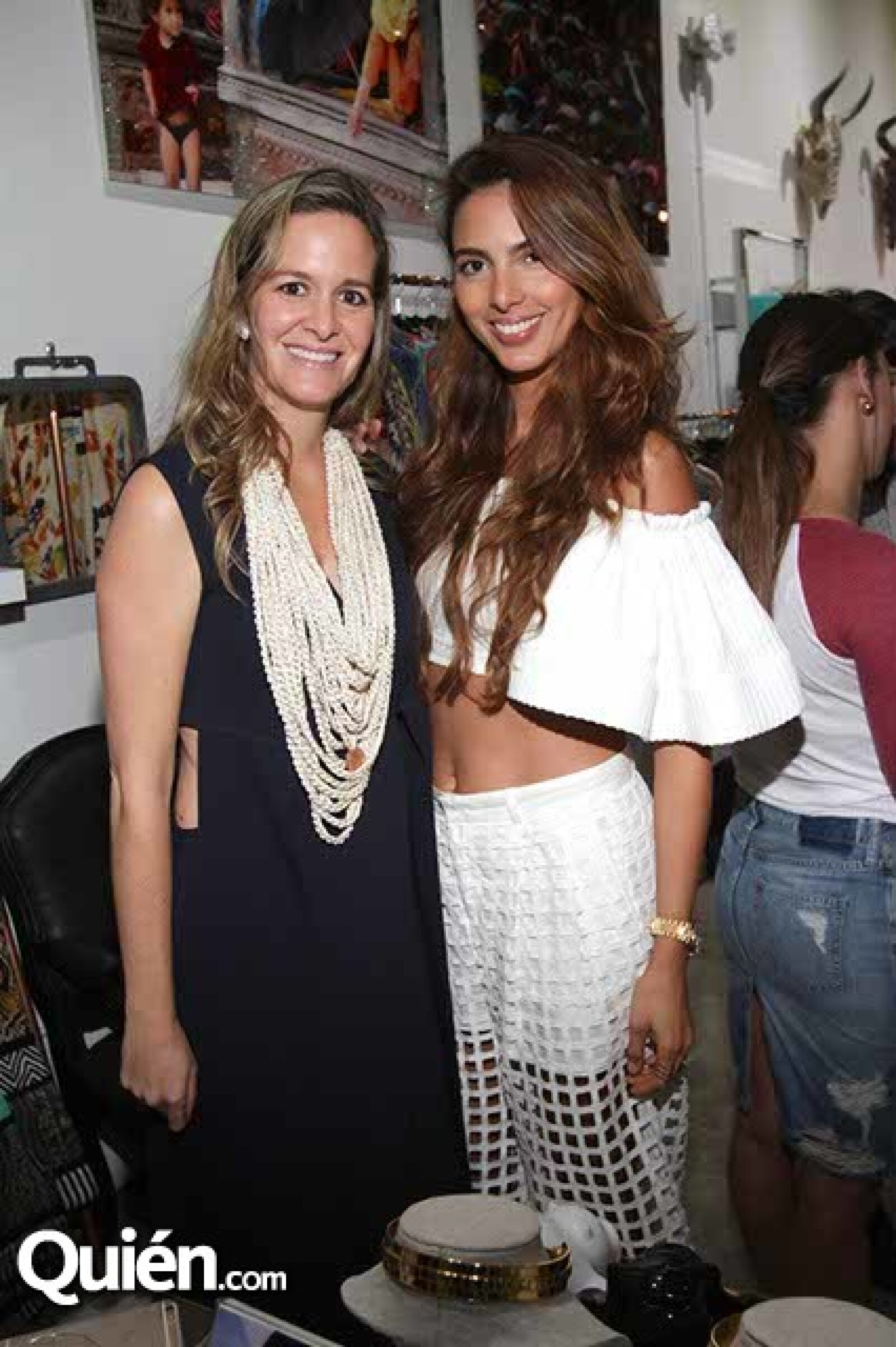Romina Amkle y Cristina Alcerra