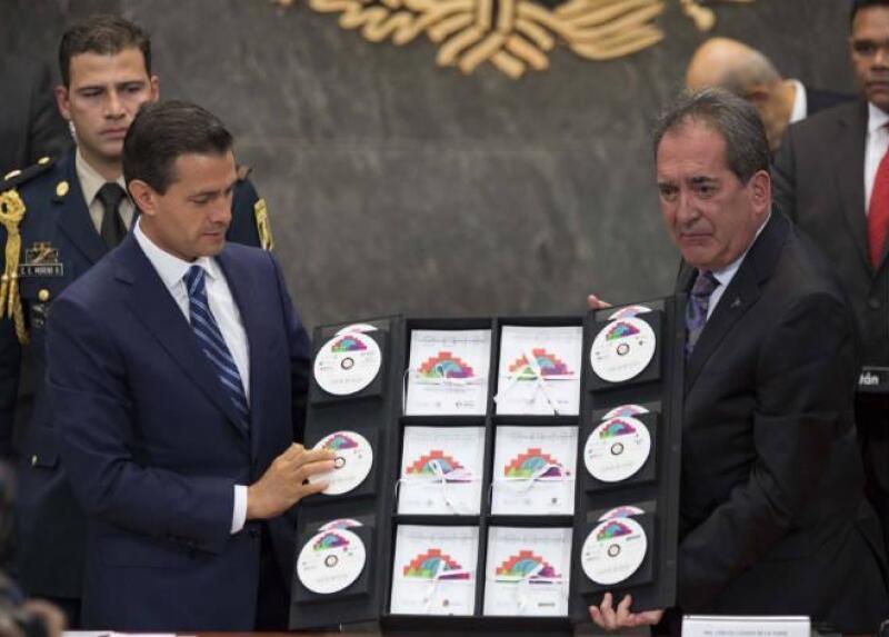 Pe�a Nieto anuncia estrategia para reposicionar el turismo