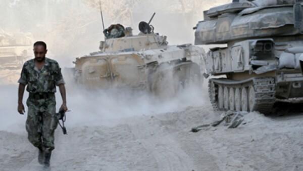 El petróleo subió 2% cuando EU aseguró que Siria ha usado armas químicas contra los rebeldes. (Foto: Archivo)