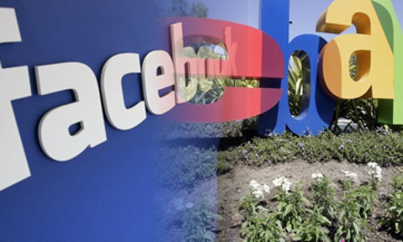 El Open Graph de Facebook sería integrado en las aplicaciones desarrolladas con los servicios de eBay como Magento. (Foto: Especial)