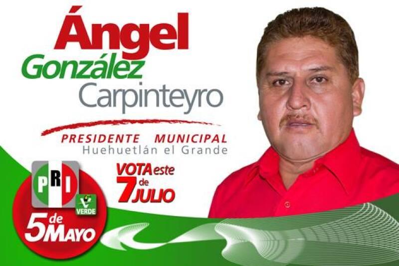 José Ángel González Carpinteyro
