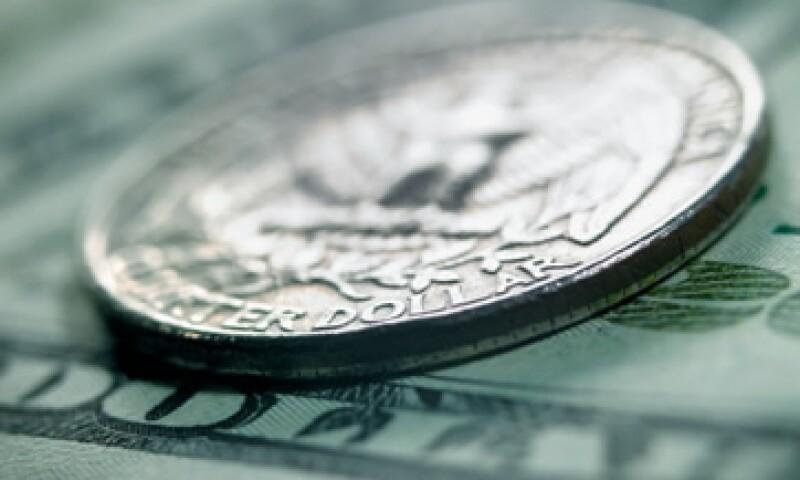 El tipo de cambio podría ubicarse entre 13.06 y 13.15 pesos por dólar. (Foto: Getty Images)