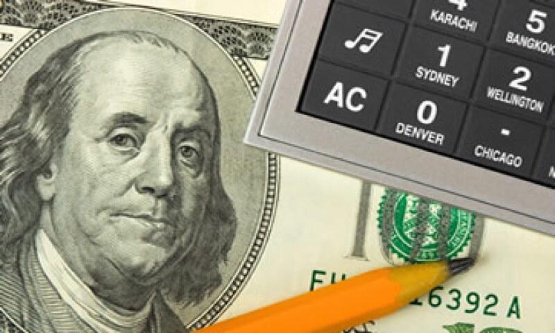 Los billetes, monedas y depósitos bancarios bajaron 16.5%, a 746,356.3 mdp en la cuenta corriente de Banxico. (Foto: Thinkstock)