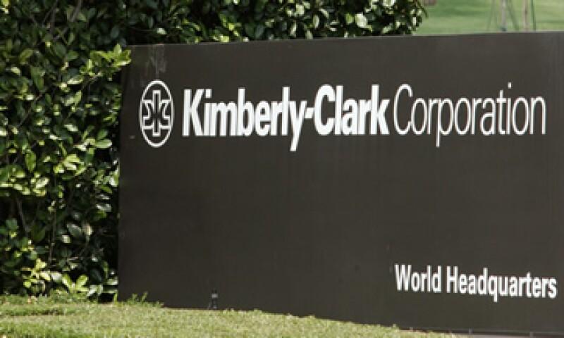 Las ventas de Kimberly-Clark de México subieron 4%, a 7,132 mdp. (Foto: AP)