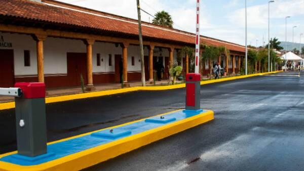 Rehabilitación del Muelle Grande de Pátzcuaro