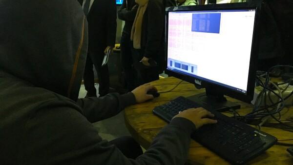 Entrenar con hackers