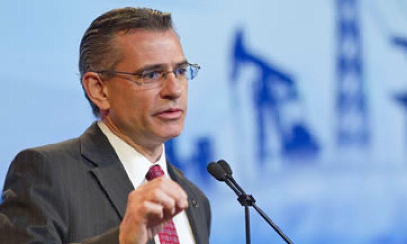 José Suárez Coppel aseguró que Pemex es una de las seis empresas más activas en aguas profundas en el mundo. (Foto: Reuters)