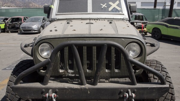 Jeep Wrangler (Universal)