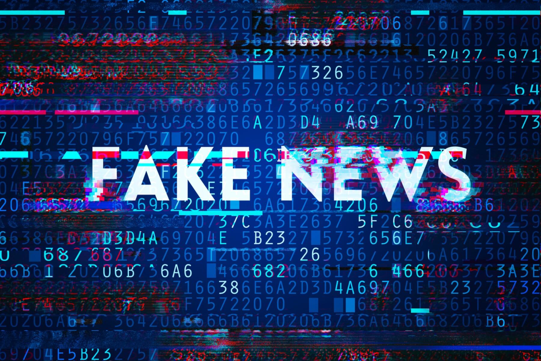 'Fake news'