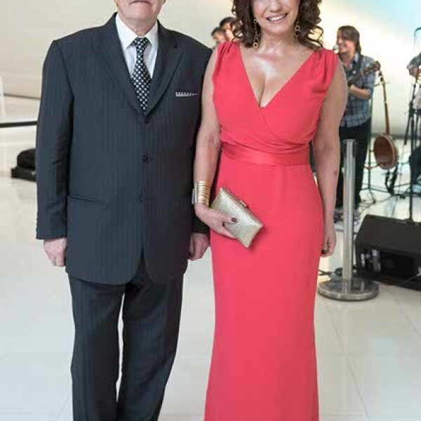 Jose María Zas y Maribe Lancione