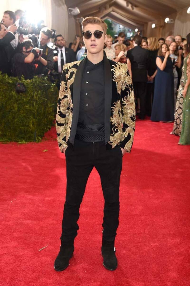 Entre polémicas y nuevo disco, Justin continúa como una de las celebrities más famosas.