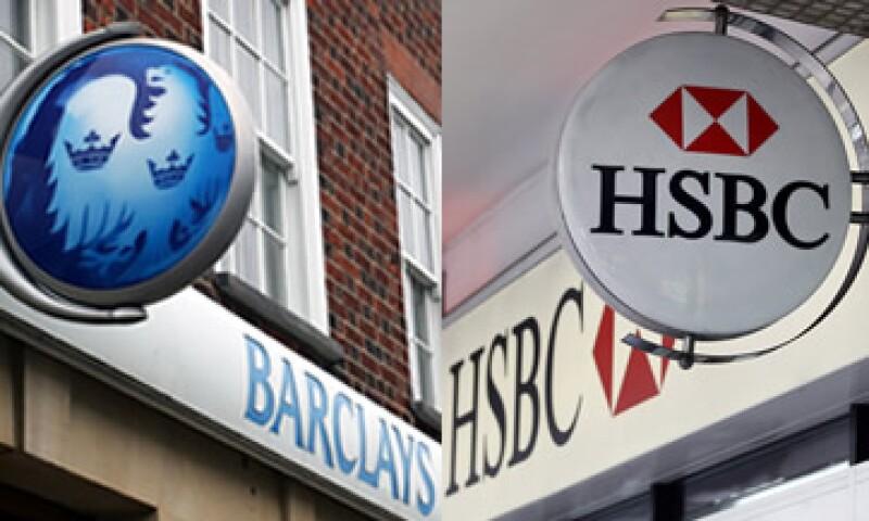 Barclays y HSBC son dos de los megabancos involucrados en graves escándalos. (Foto: Archivo)