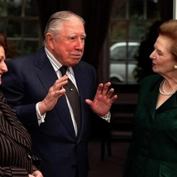Vida y obra de Margaret Thatcher