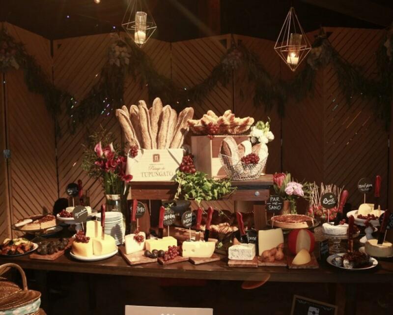 Los candy bars y barras de quesos se han vuelto un must en todos los eventos, ¿cuales son las favoritas de los tapatíos?