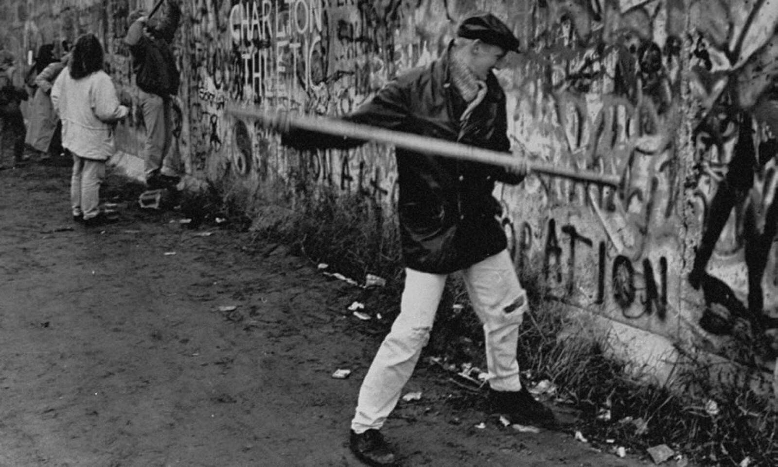 Muro de Berlín 25 años 7