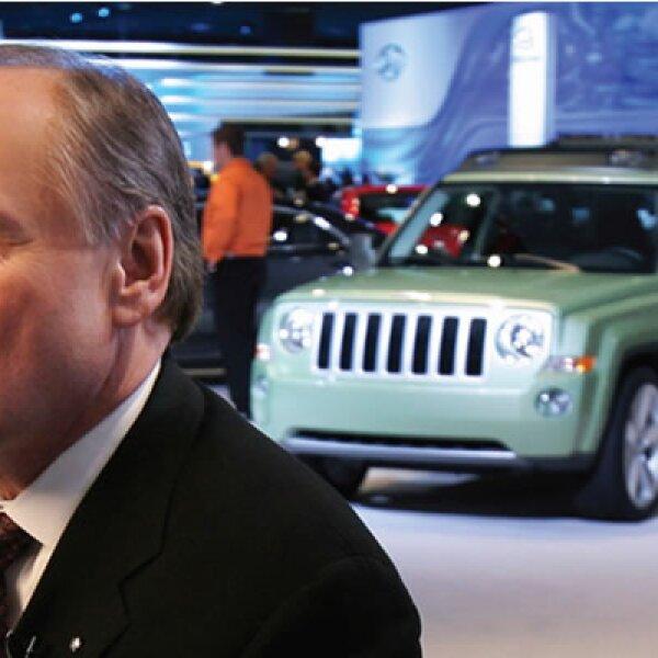 10 de junio de 2009 Bob Nardelli es el nuevo CEO de Chrysler. Fiat cerró la compra de una de las marcas más fuertes de Detroit. Esta noticia entre EU e Italia tuvo su efecto en México. En la planta de Chrysler en Toluca, Fiat fabricará el nuevo 500.