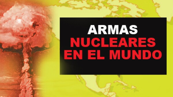 Armas Nucleares en el mundo