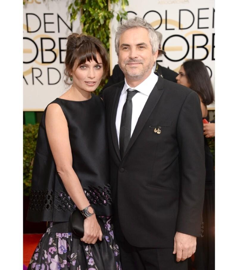 """En una noche llena de sorpresas el mexicano se coronó como el mejor director por su trabajo en el filme """"Gravity""""."""