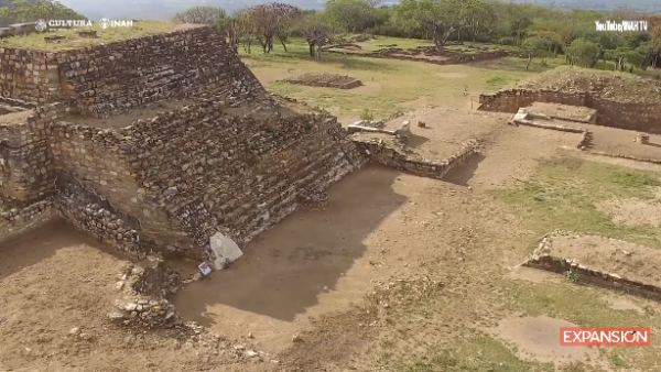 Así luce el primer templo dedicado al dios de fertilidad en territorio mexicano