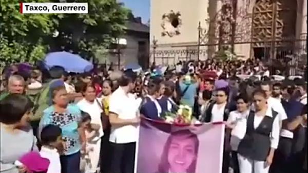 Terrible feminicidio conmociona a México; la familia exige justicia