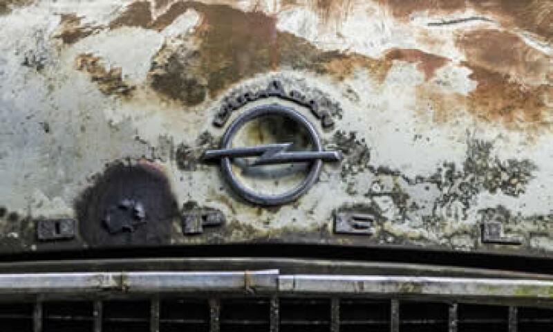Las operaciones europeas de GM han perdido un total de 16,000 millones de dólares. (Foto: Reuters)
