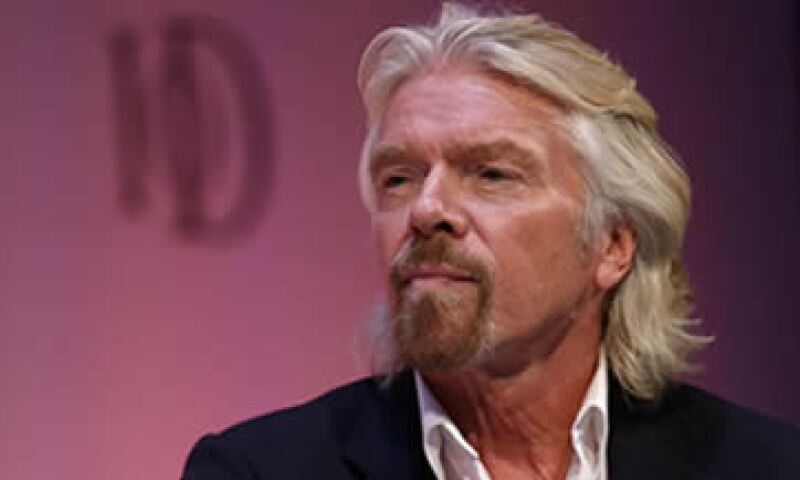 Richard Branson says Mexico may be the most exciting country in all Latin America.  (Foto: Reuters)