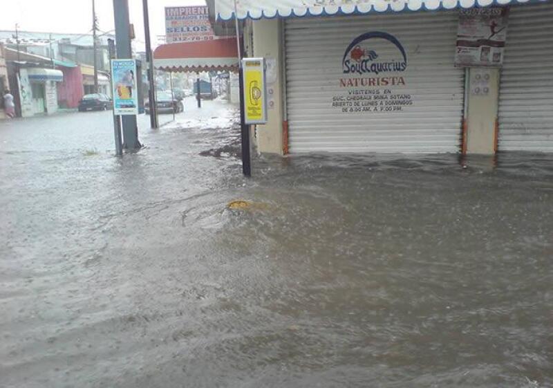 Inundaci�n Tabasco