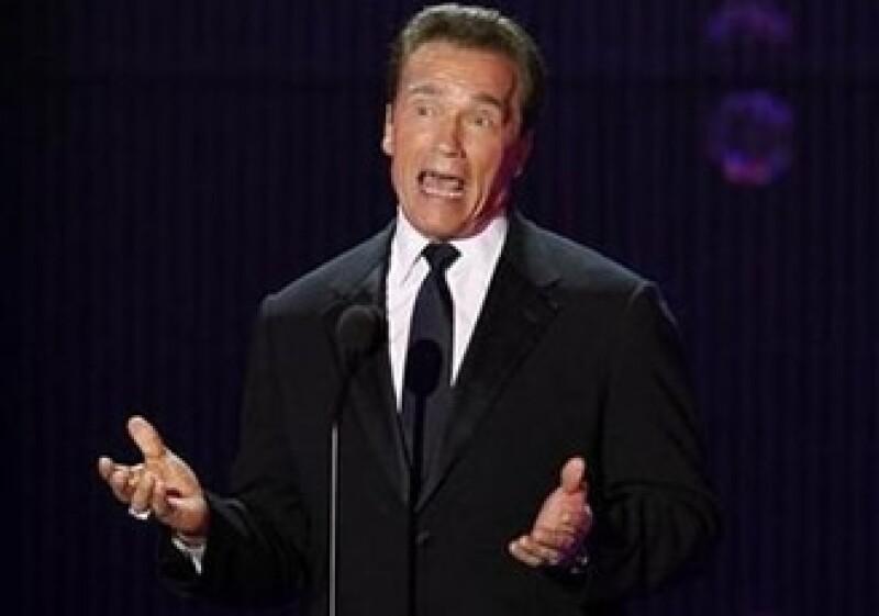 Arnold Schwarzenegger anunció su regreso a través de Twitter. (Foto: Reuters)
