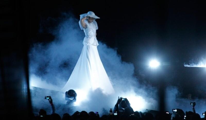 Lady Gaga promete un súper show en el Foro Sol.