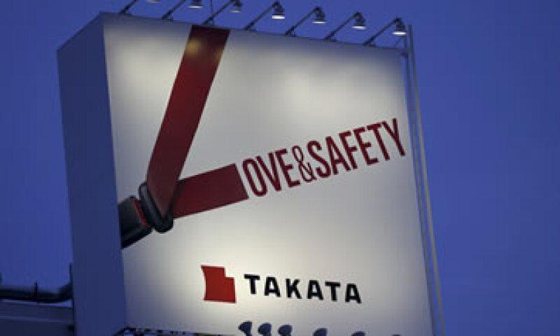 Cerca de 16 millones de vehículos con bolsas de aire de Takata han sido llamados a revisión en todo el mundo. (Foto: Reuters )