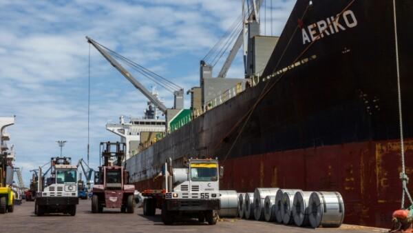 Puerto Comercial de Veracruz