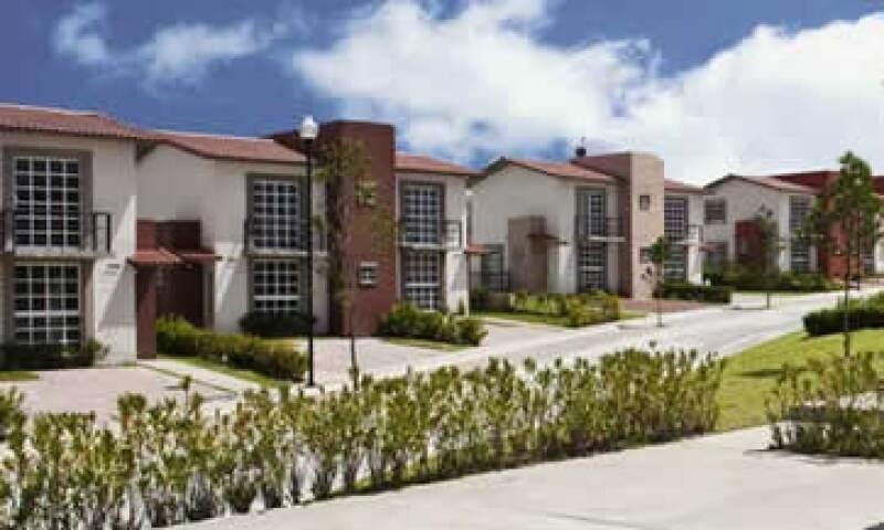 Uno de los desarrollos inmobiliarios de Casas Geo en México (Foto: Facebook/Casas Geo )