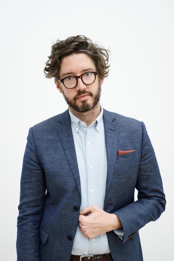 Brett Schultz, director artístico y fundador de Material. (Cortesía)