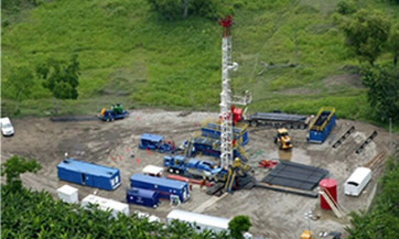 El proyecto Chicontepec es el de mayor potencial para obtener hidrocarburos en el país. (Foto: Cortesía Pemex)