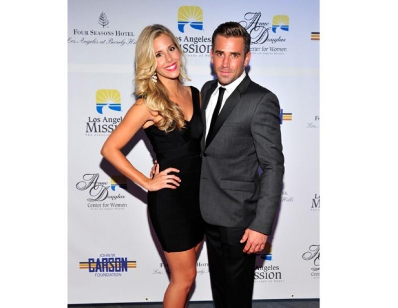 Jason, ex de Lauren, se casó este fin de semana con su novia Ashley Slack.