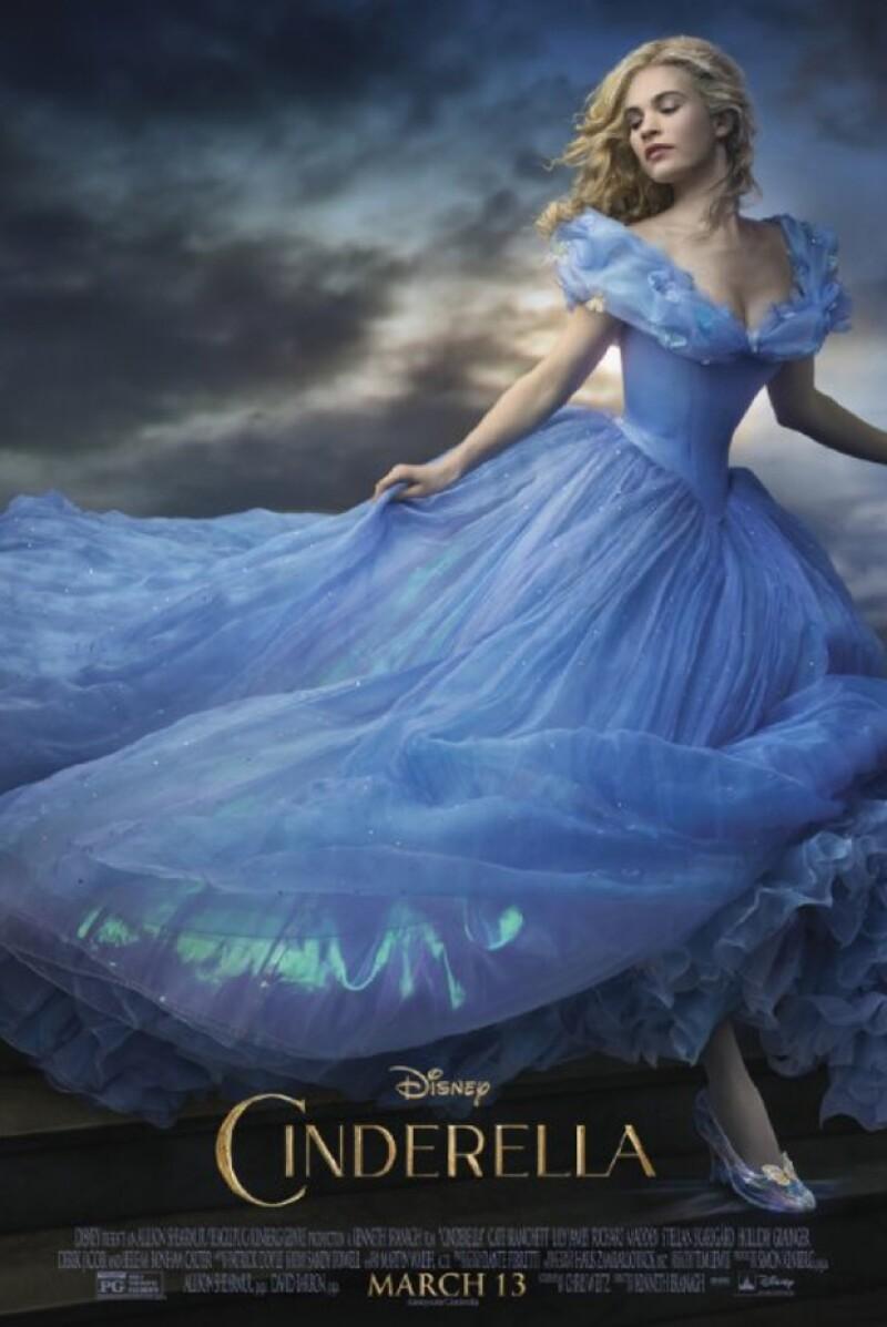 Este es el cartel de la película que se estrena el próximo 27 de marzo.