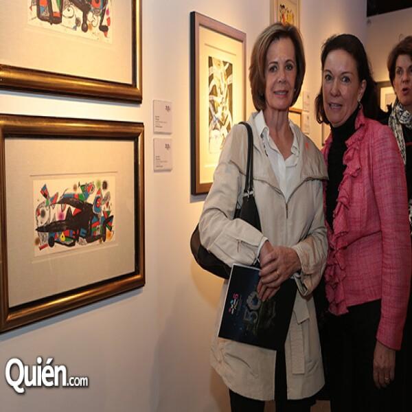 Luz Artigas,Cecilia Moctezuma