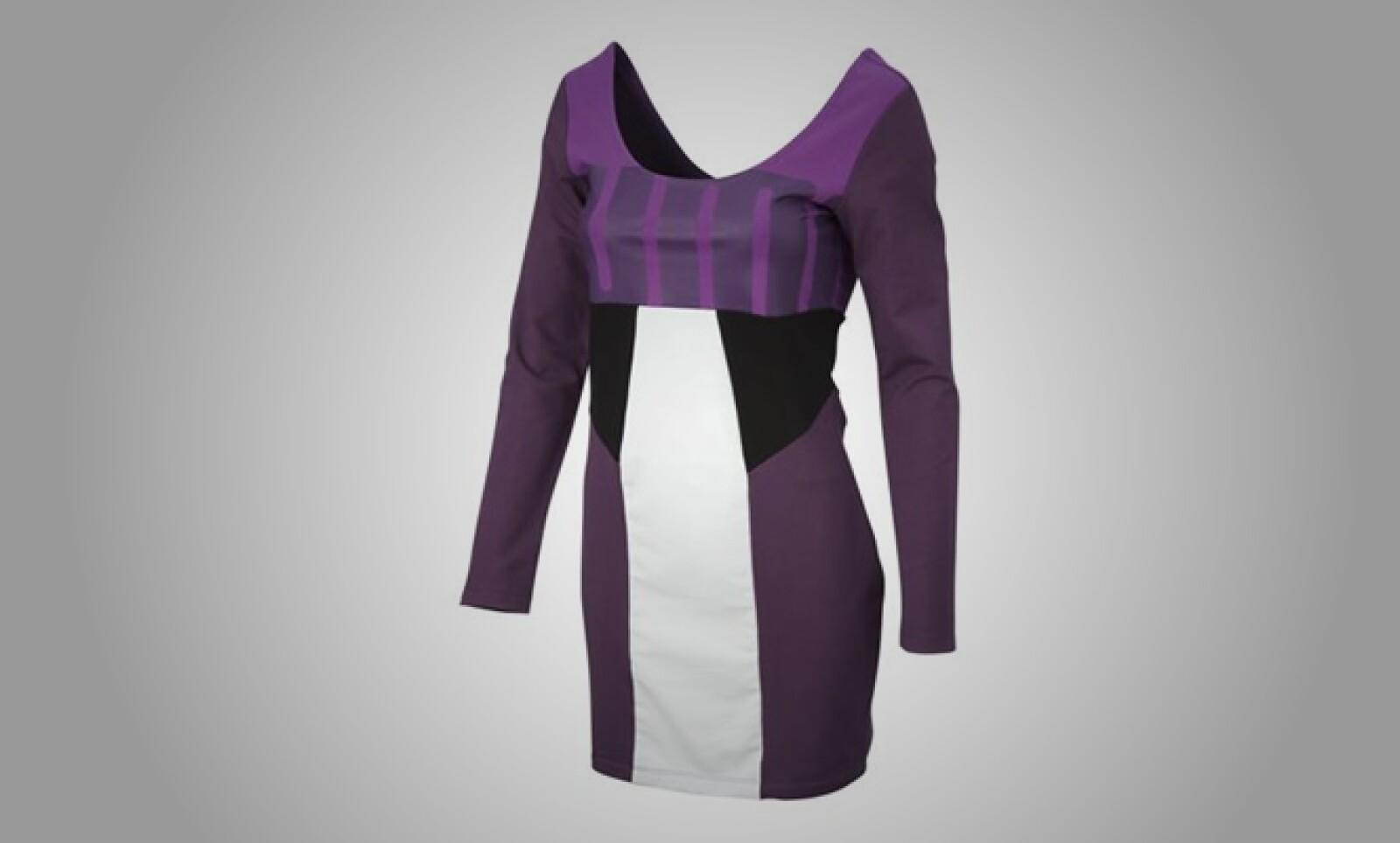 El tono fuscia sustituye al morado dentro de los colores de moda para el próximo año.