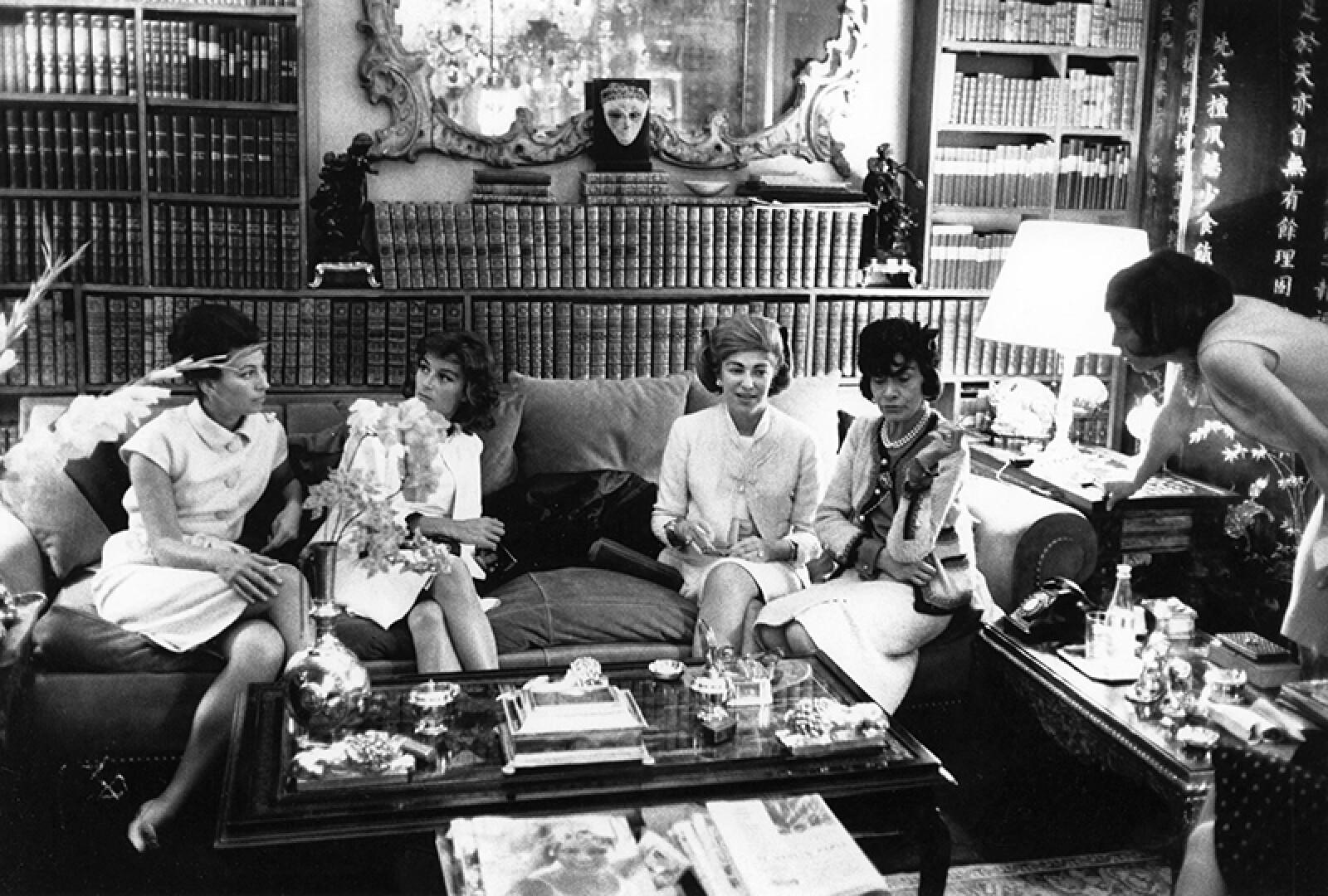 Coco Chanel - 1960s