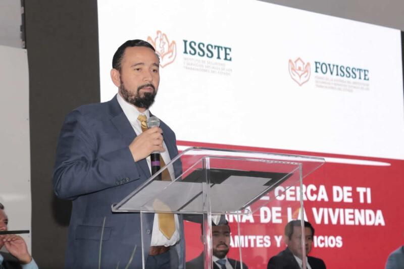 Fovissste Agustín Gustavo Rodríguez López