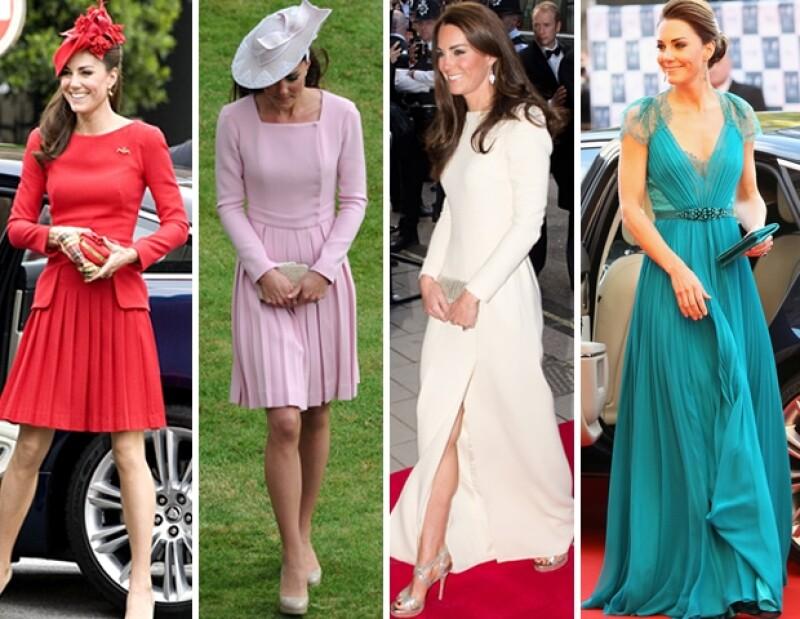 Kate es uno de los iconos de estilo de nuestra época.