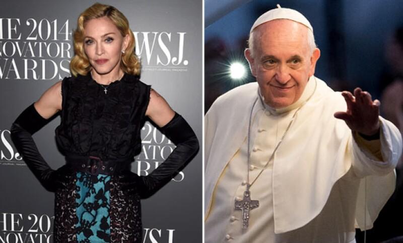 Durante una entrevista de radio para una estación italiana, la reina de pop levantó polémica al confesar que ha sido excomulgada tres veces por la Iglesia Católica.